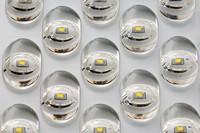 玻璃中的集成芯片高清图片下载