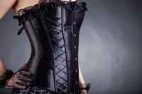 性感皮质情趣内衣高清图片下载